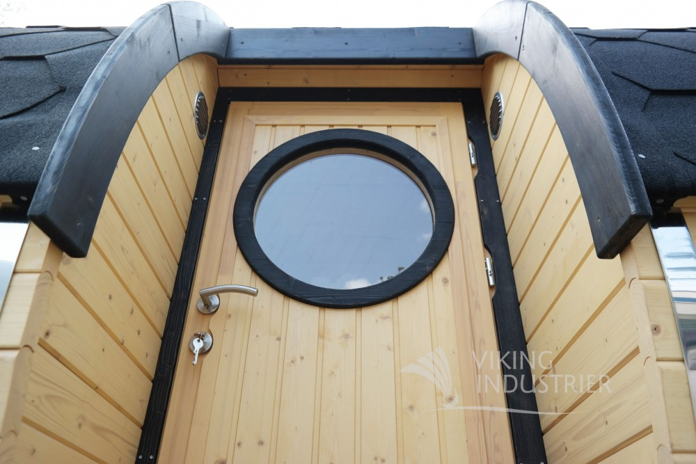 Steel Sauna Ladle 16.5