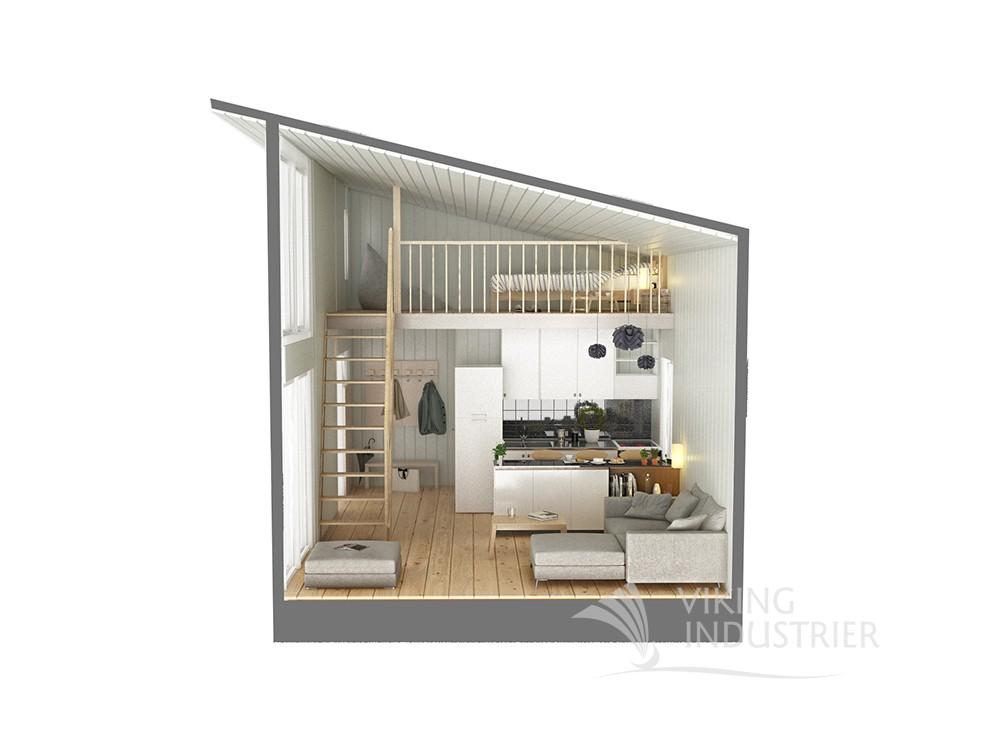 Loft House 24 Ii F Viking Industrier