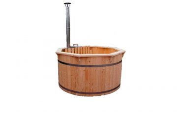 1.9 Wooden Hot tub