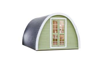 Insulated Camping Pod