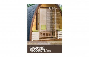 Camping Products. Leaflet