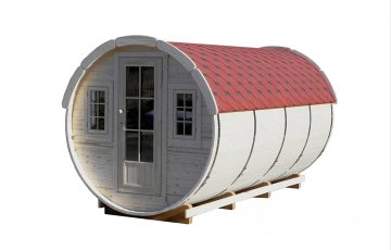 Sleeping Barrel Ø2.2 x 4.4 MAXI FAMILY SIZE