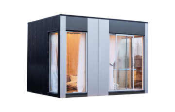 Cube NORDIC with Aluminum Composite Option
