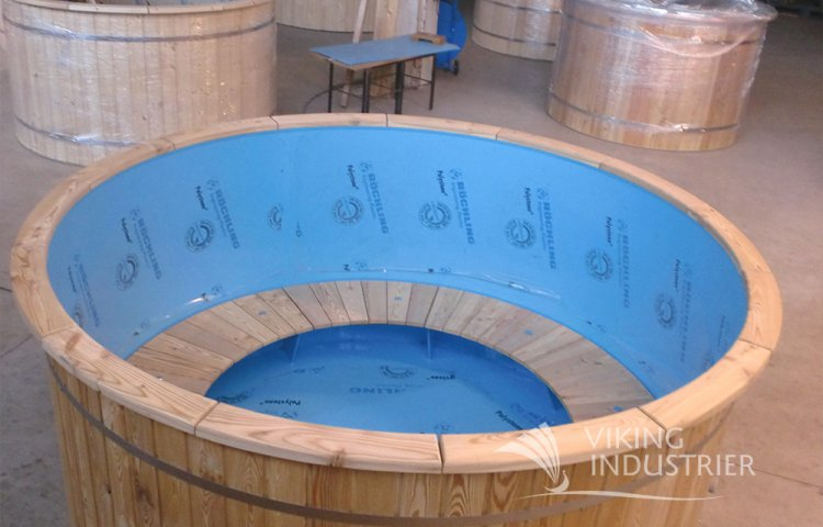 Polypropylene Hot tub