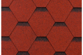 Available roof colors - Red