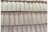 Roof from wooden shingles